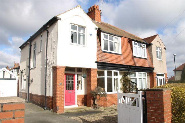 Thumbnail Semi-detached house to rent in Malden Road, Harrogate