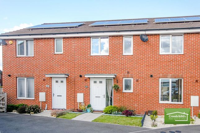2 bed terraced house for sale in Elter Close, Willenhall