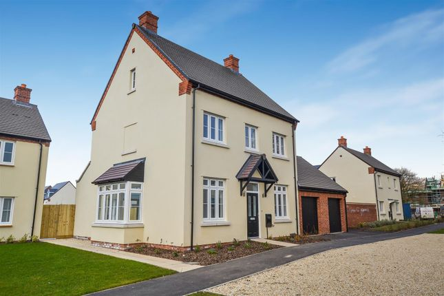 Thumbnail Detached house for sale in Plot 196, The Darcy, Heyford Park