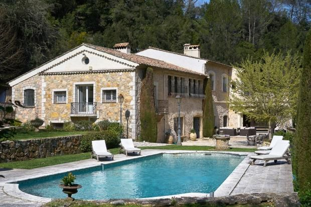 Thumbnail Farmhouse for sale in Valbonne, French Riviera, 06560