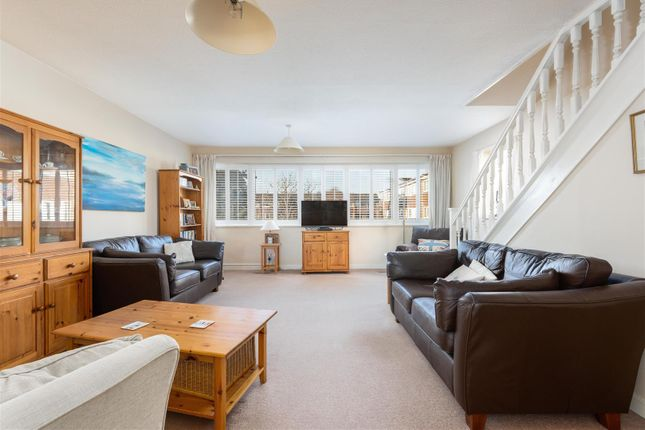 Thumbnail End terrace house for sale in Victoria Close, West Molesey