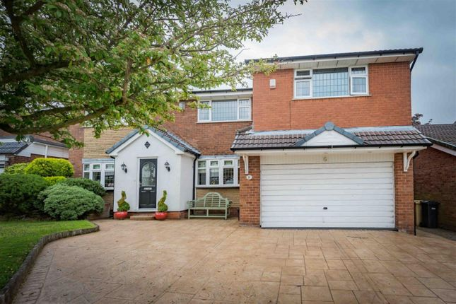 Thumbnail Detached house for sale in High Bank, Atherton, Manchester