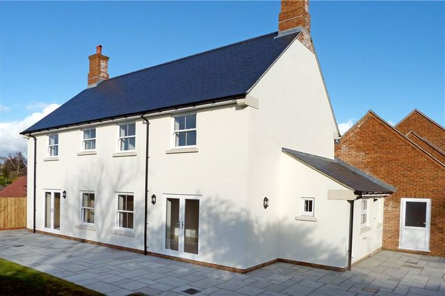 Thumbnail Detached house for sale in Chequers Place, Lytchett Matravers, Poole, Dorset