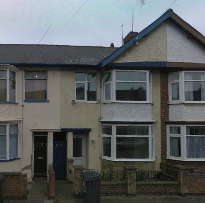 Thumbnail Terraced house to rent in Frisby Road, Leicester