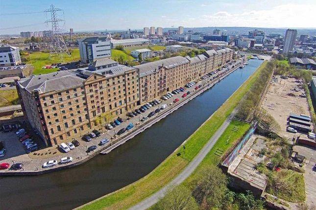 Thumbnail Flat to rent in Speirs Wharf, Glasgow