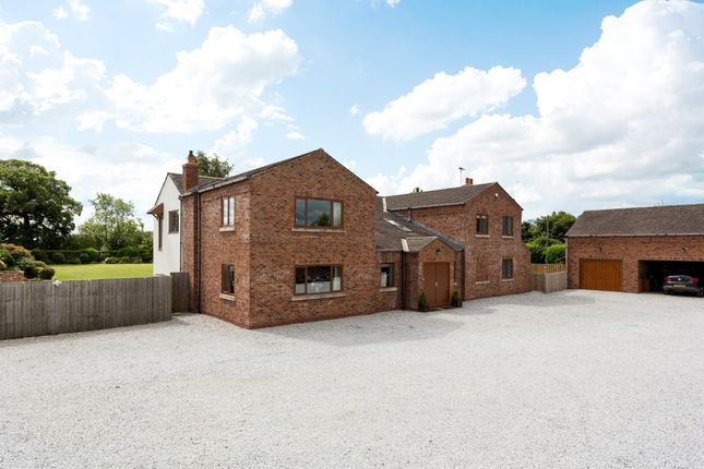 Thumbnail Detached house for sale in Hagg Lane, South Duffield, Selby