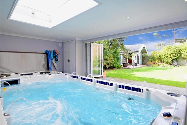 Thumbnail Detached house for sale in Offington Lane, Offington, Worthing, West Sussex