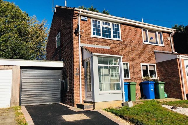 Thumbnail Property to rent in Maunleigh, Forest Town, Mansfield