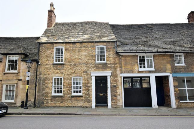 Thumbnail Terraced house to rent in St. Marys Street, Stamford