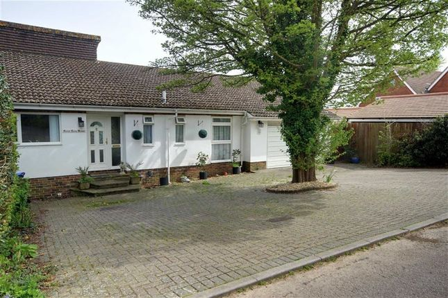 Thumbnail Detached house for sale in Gorse Lane, High Salvington, Worthing, West Sussex