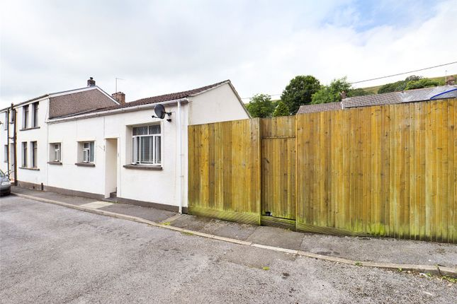 Thumbnail Bungalow for sale in Zion Street, Ebbw Vale, Gwent