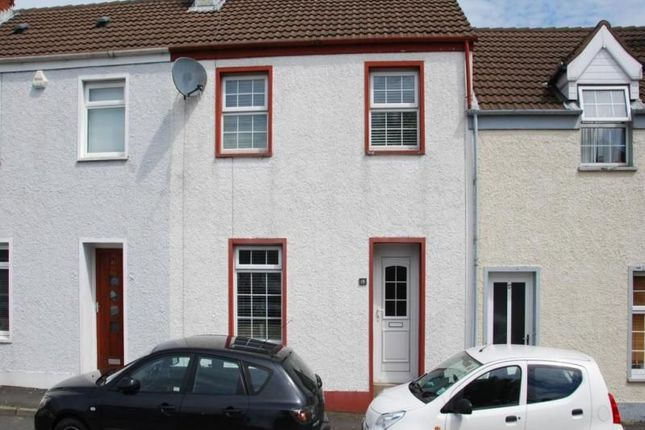 Thumbnail Terraced house to rent in Robert Street, Newtownards