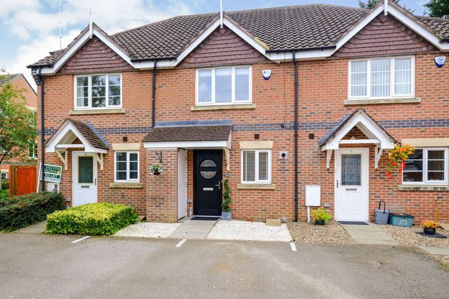 2 bed terraced house for sale in Bluebell Rise, Grange Park, Northampton NN4