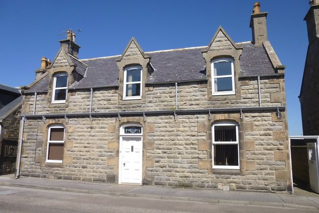 Thumbnail Detached house for sale in James Street, Buckie