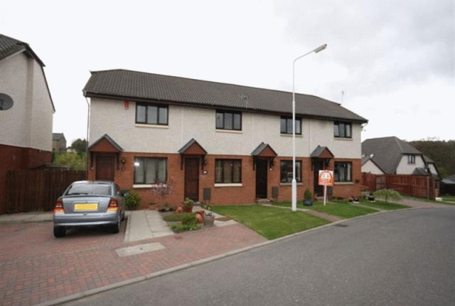 Thumbnail Terraced house to rent in Brunton Place, Glenrothes, Fife 6Ff