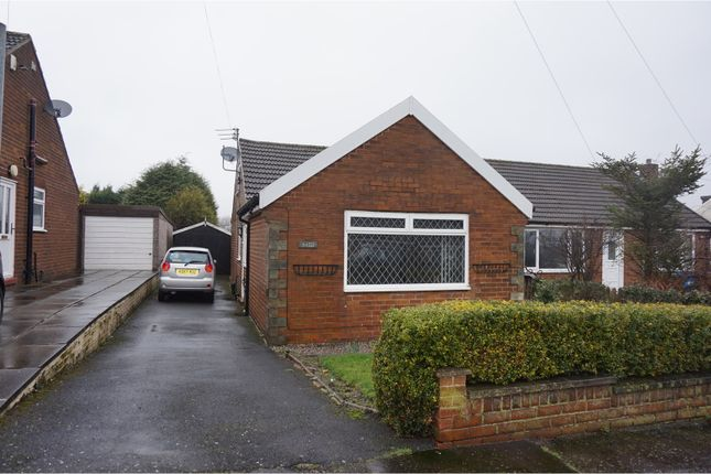 Thumbnail Semi-detached bungalow for sale in Woodlands Road, Rochdale