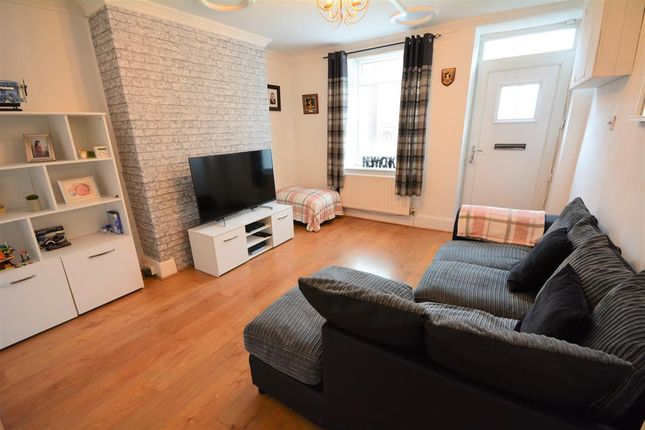 Living Room of Grove Road, Tow Law, Bishop Auckland DL13