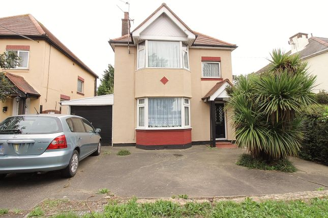Thumbnail Detached house for sale in London Road, Benfleet