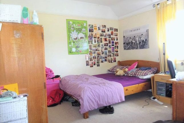 Thumbnail 5 bed semi-detached house to rent in Roundway, Brighton
