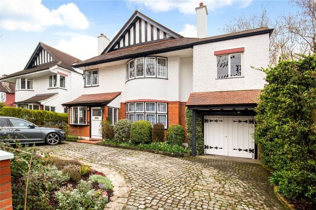 Thumbnail Detached house for sale in Denbigh Road, Ealing