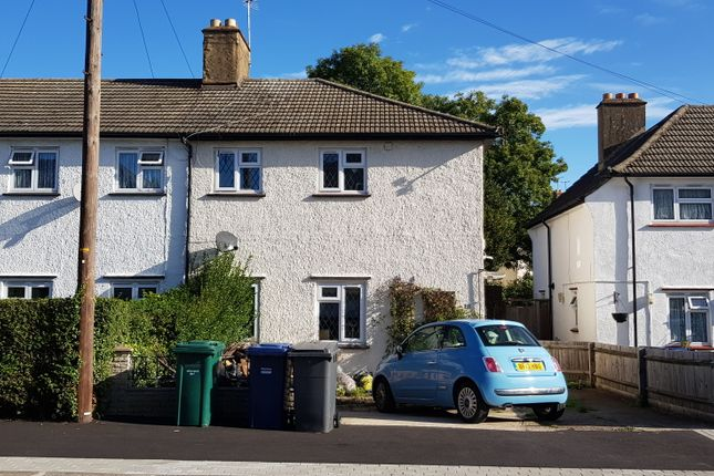 Thumbnail Terraced house to rent in Berkeley Crescent, New Barnet