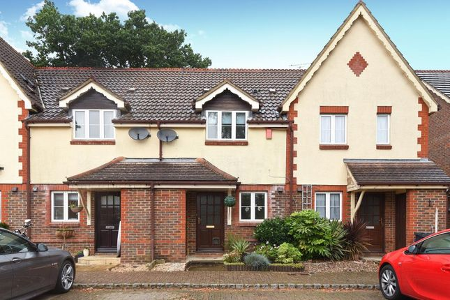 Thumbnail Terraced house for sale in Francis Way, Camberley, Surrey