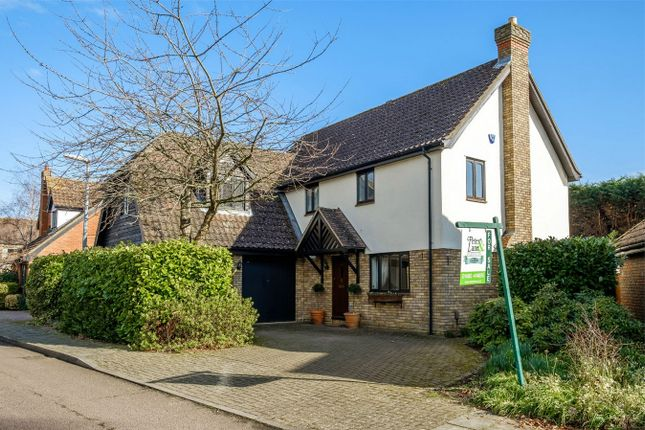 Thumbnail Detached house for sale in Snowy Way, Hartford, Huntingdon