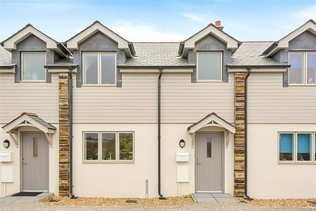 Thumbnail Terraced house for sale in Rosemary Cottages, Mylor, Falmouth