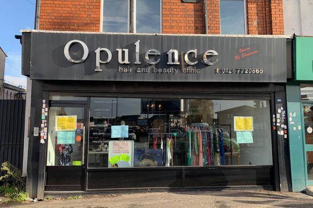 Thumbnail Retail premises for sale in 304 Stratford Road, Birmingham