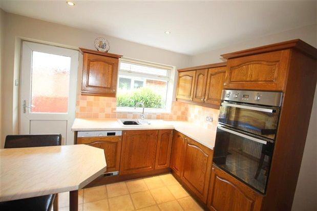 Kitchen of Wyresdale Drive, Leyland PR25
