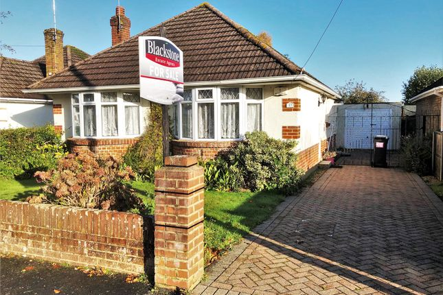 Thumbnail Bungalow for sale in Milford Drive, Bear Cross, Bournemouth, Dorset