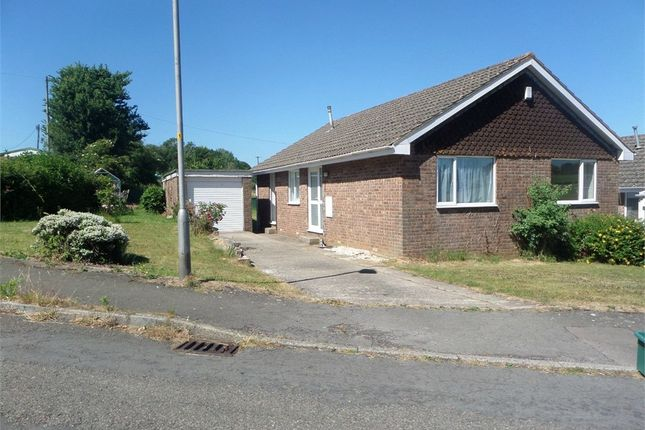 Thumbnail Detached bungalow to rent in Park View, Sedbury, Chepstow, Gloucestershire