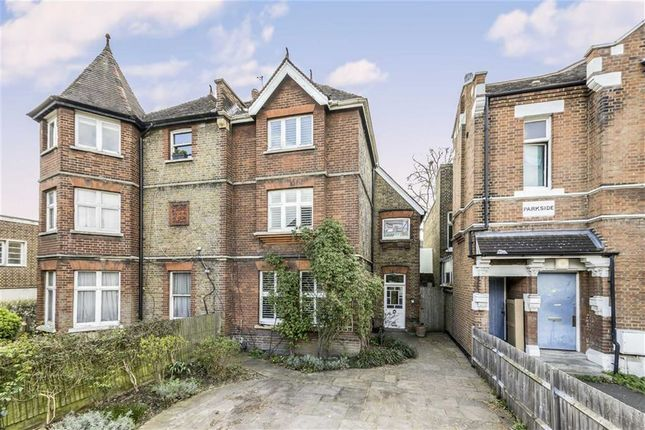 Thumbnail Semi-detached house for sale in Burton Road, London