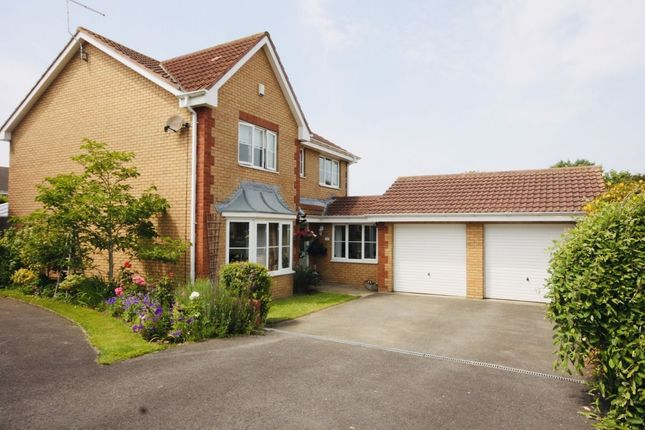 Thumbnail Detached house for sale in Woodale Close, Guisborough
