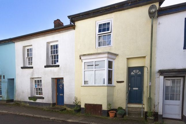 Thumbnail Terraced house for sale in Castle Street, Winkleigh