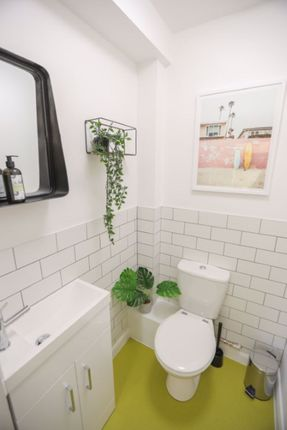 Toilet of Norwich Drive, Brighton BN2