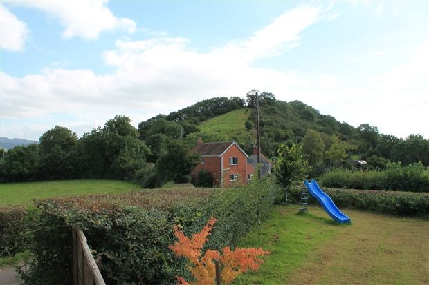Thumbnail Detached house to rent in Castle Lane, Wookey, Wells