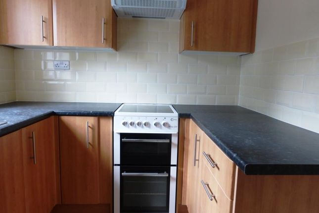 Thumbnail Terraced house to rent in Somerville, Werrington, Peterborough