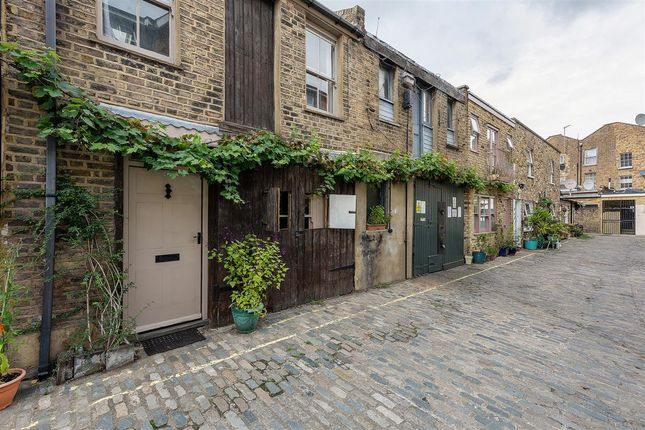 Exterior of Western Mews, London W9