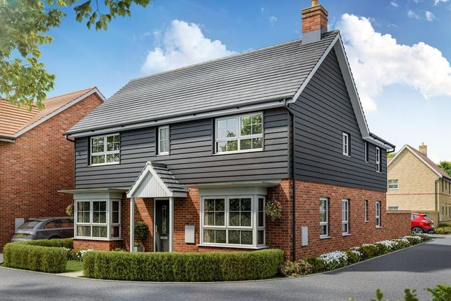 """4 bed detached house for sale in """"Alnmouth"""" at Boundary Close, Henlow SG16"""