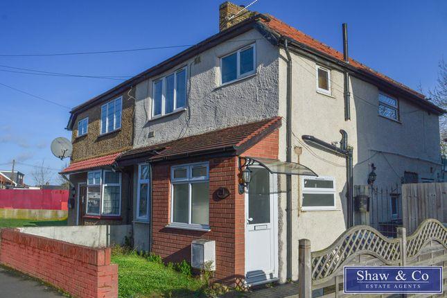 Thumbnail Semi-detached house for sale in Walnut Tree Road, Heston, Hounslow