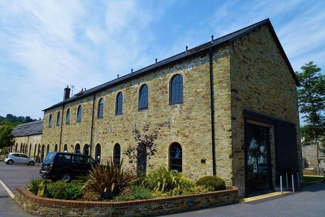 Thumbnail Flat to rent in 5, The Old Carriage Works, Brunel Quays, Lostwithiel
