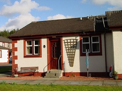 Thumbnail 2 bed detached bungalow for sale in 26 Cumloden Mews, Minnigaff
