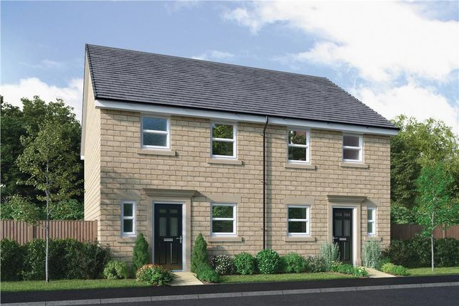"3 bed semi-detached house for sale in ""Hawthorne"" at ""Hawthorne"" At King Street, Drighlington, Bradford BD11"