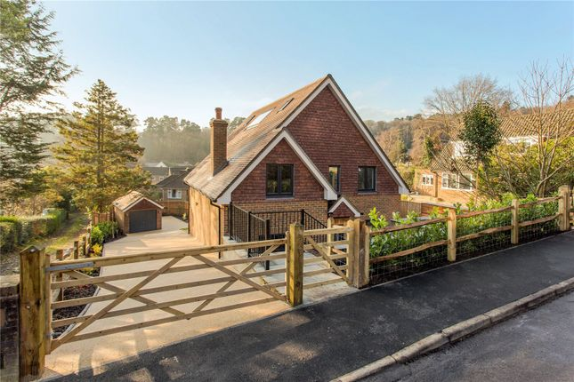 Thumbnail Detached house for sale in Woodlands Lane, Haslemere, Surrey