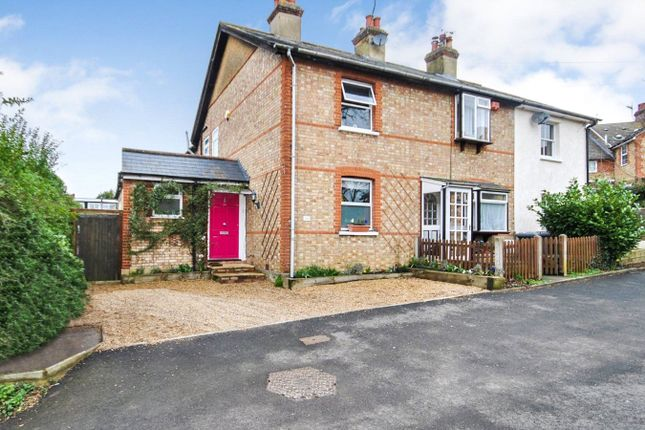 Semi-detached house for sale in Springhall Road, Sawbridgeworth, Hertfordshire