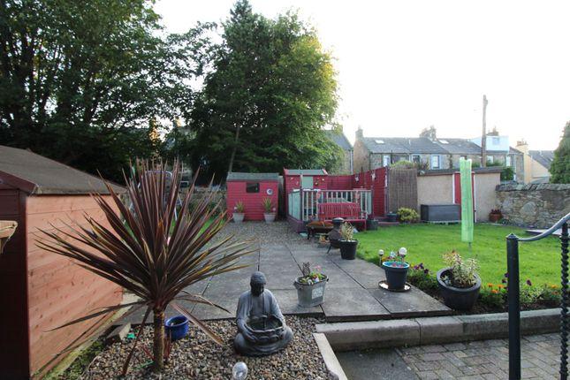 Rear Garden of Barnet Crescent, Kirkcaldy KY1