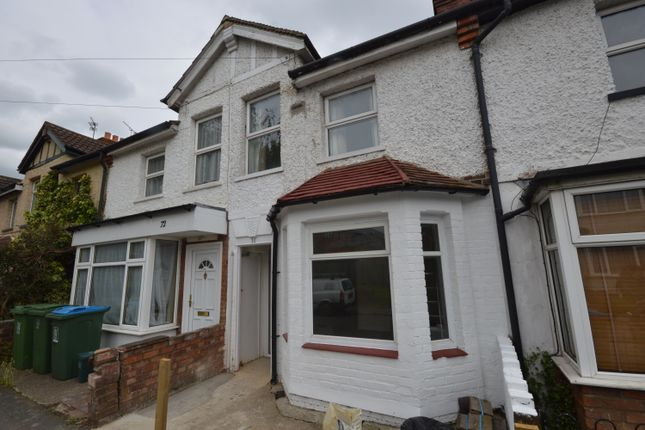 Thumbnail Terraced house to rent in Northern Road, Aylesbury, Buckinghamshire