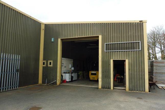 Thumbnail Light industrial to let in Unit 10, Plot 7, Gilston Road, Saltash, Cornwall