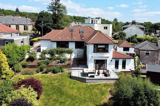 4 bed detached house for sale in Horsburgh Avenue, Kilsyth, Glasgow G65